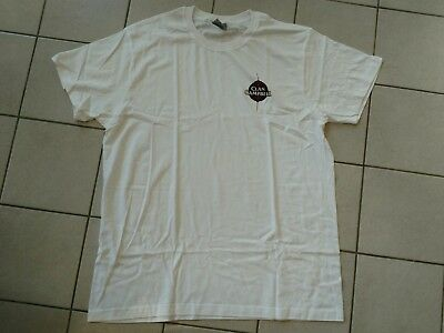 tee-shirt L clan Campbell whisky whiskey scotch logo imprimé groupe Ricard
