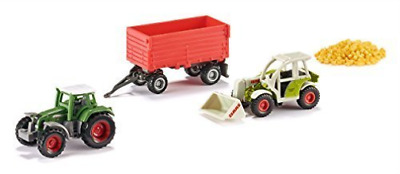 Tractor Set Siku (6304) NEW