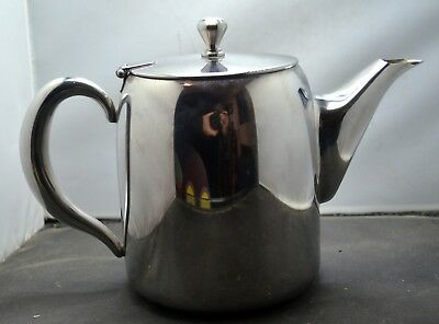 Vintage Stainless steel Hot water / coffee pot / teapot