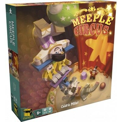Meeple Circus - Family Board Game