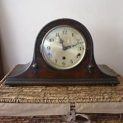 Antique Napoleon Mantle clock