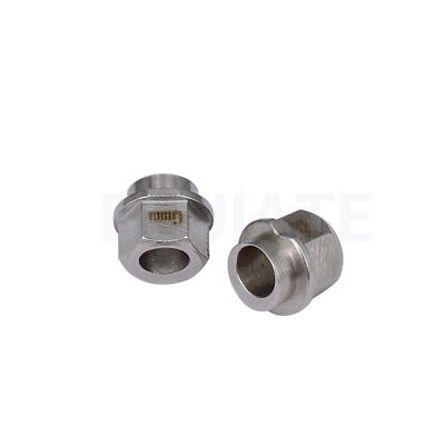 2Pcs Eccentric Spacers Nuts 5mm Bore For V Wheel Aluminium Extrusion 3D Printer