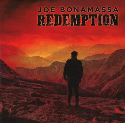 Joe Bonamassa ‎– Redemption CD  NEW