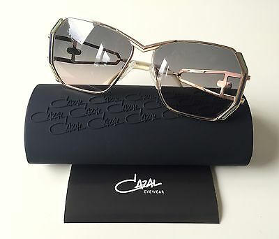 4a6f13fadcdc vintage CAZAL 225 gold W.Germany rare sunglasses 80s unisex no reissue!