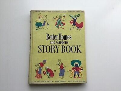 vintage Better Homes and Gardens Story Book