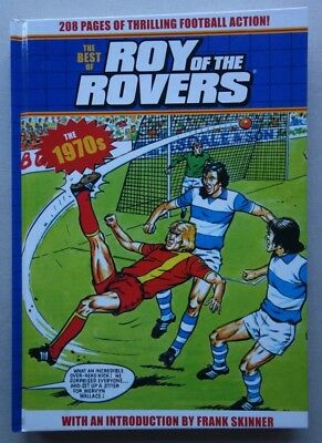 Roy of the Rovers: Best of 1970s Comic Book (2012) M&S VFN- (phil-comics)