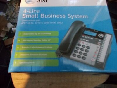 AT&T ATT1070 4 Lines Corded Phone