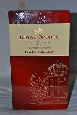 Royal Oporto 20 Years in OVP 20%vol.750ml