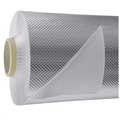 Diamond Mylar Ultra Reflective Heating - 5m, 10m, 100m Rolls