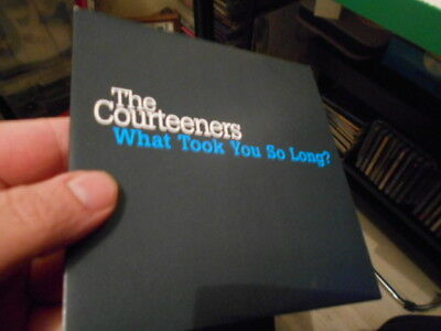 The Courteeners - What Took You So Long? Promo Single /2007 / Polydor
