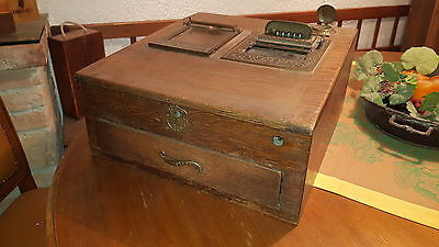 REGISTRIERKASSE NATIONAL | CASH REGISTER CO. | DAYTON | O. USA | KASSE| ca. 1930