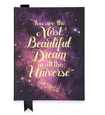 Disney A Wrinkle in Time Journal / Notebook