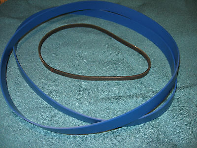 Blue Max Urethane Band Saw Tires And Drive Belt For Delta Bs220Ls  Band Saw