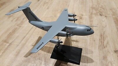 original Airbus A400M Standmodell Modell 1:200 1/200 Resin
