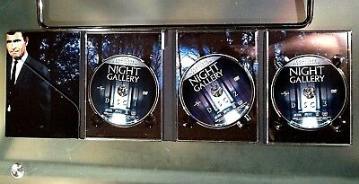 Night Gallery - The Complete First Season 1 (DVD, 2004, 3-Disc Set) MINT Discs