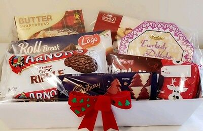 Christmas Gift Hamper, Sweet Tooth Gift Box.