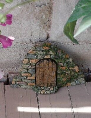 Victorian Trading Co Fairy Garden Stonewall Stairs Entry
