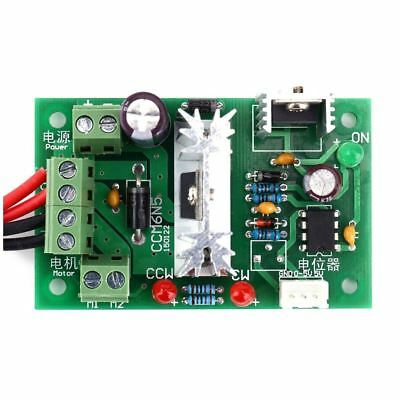 1PCS CCM6N 6V 12V 24V 30V DC Motor Regulator 6A PWM CW/CCW Controller Switch