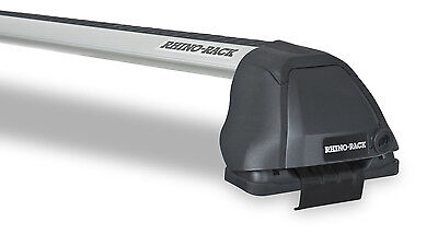 Rhino Rack Vortex 2500 RS Silver Roof Rack 2010-17 Audi A5, S5, 2Dr Coupe RS336