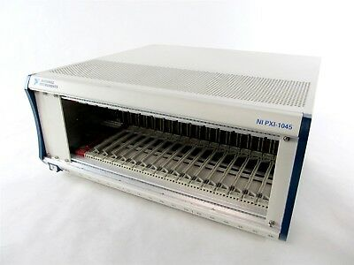 National Instruments NI PXI-1045 Removable 18-Slot High Power Chassis -Empty