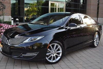 2016 Lincoln MKZ/Zephyr  2016 Lincoln MKZ Black / Tan Leather / Like New only 21k