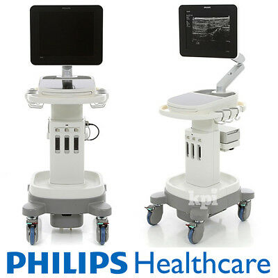 2013 Philips Sparq Ultrasound Machine SYSTEM ONLY - Cardiac Abdominal