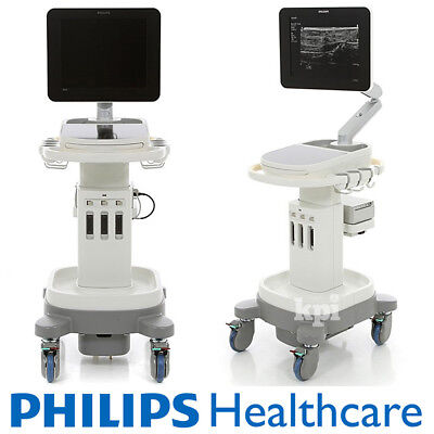 Philips Healthcare Sparq Ultrasound Machine System Only - Cardiac Abdominal