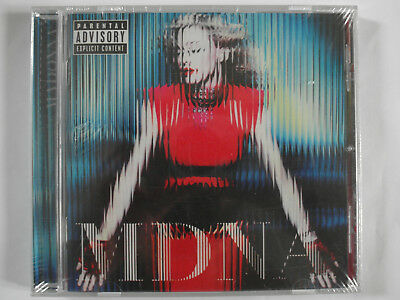 Madonna - MDNA - Pop Superstar - Turn up the Radio, Falling free, Girl gone wild