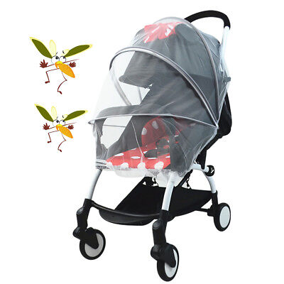 New Infant Baby Boy Girl Stroller Pushchair Mosquito Insect Net Mesh Buggy Cover
