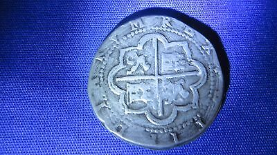 Souvenir Metal Coin 35 mm  9.9 grams Commemorating Discovery Of Atocha Shipwreck