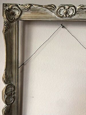 Antique 20x13 19th Century Gold Gilt Gilded Victorian Picture Frame
