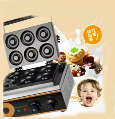Electric Mini Donut Waffle Machine Small Kitchen Home Appliance 360MM*330MM