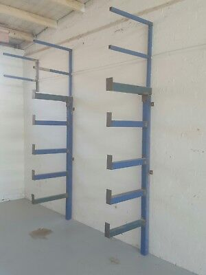CANTILEVER STEEL RACKING 500 mm