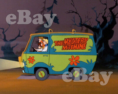 Rare! SCOOBY DOO WHERE ARE YOU? Cartoon Color TV Photo #3 HANNA BARBERA Studios