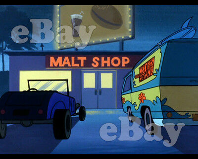Rare! SCOOBY DOO WHERE ARE YOU? Cartoon Color TV Photo #4 HANNA BARBERA Studios