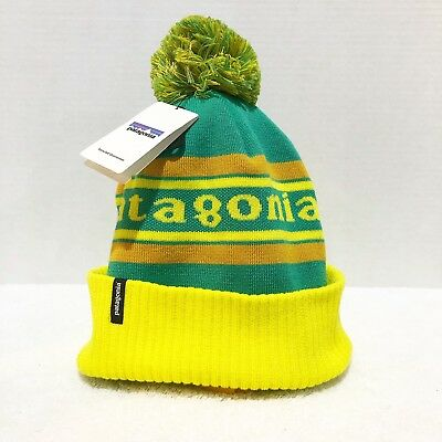 PATAGONIA Powder Town Beanie Winter Hat Color
