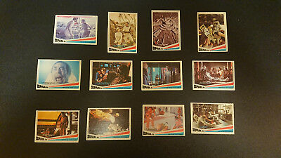 Space: 1999 Trading Cards (1976 Donruss Series)