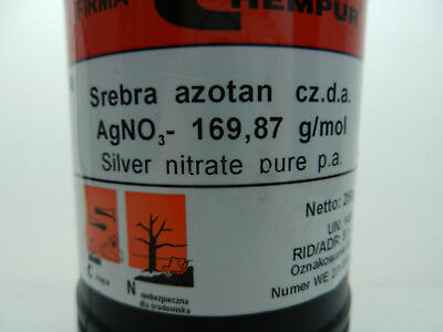 SILVER NITRATE , 25g