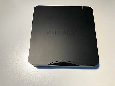 Auralic Aries Mini - High End Wireless Streamer schwarz