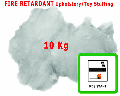 High Grade 10KG Upholstery Toy Stuffing Carded Virgin Polyester Hollow Fibre