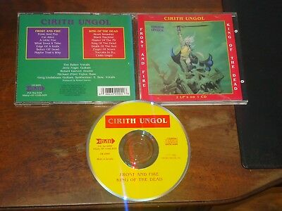 Cirith Ungol - Frost And Fire / King Of The Dead (One Way Records 1995)