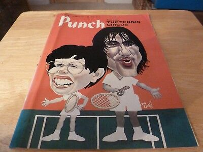 Punch Magazine 1973