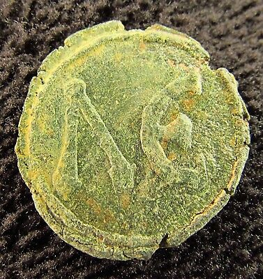 Byzantine AE Coin of  LEO VI the Wise With ALEXANDER c. 886 - 912 AD  (+333)