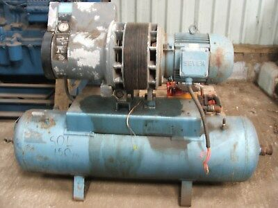 Hydrovane 33 Compressor                Spares Or Repairs Only!!!!!!