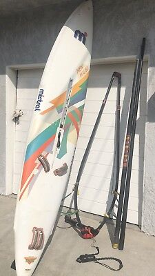 Ammco bus : Mistral windsurf mast base