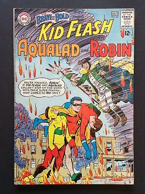 Brave and The Bold #54 - DC 1964 - HIGH GRADE - Teen Titans 1st appearance!