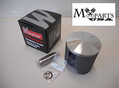NEW Maico MC AW Magnum 440 450 Wossner Piston Kit 82.42 mm +0.50 mm