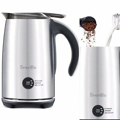 Breville Hot Choc & Froth Maker Chocolate Cappuccino Latte Frother NEW NWB
