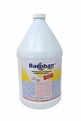 Bacoban Disinfectant and Cleaning Product for Surfaces (1 Gallon / 3.78 Liters)