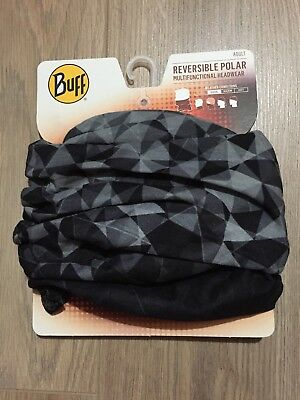 Buff Polar Reversible headwear neckwear ski cycle Trek Walk one size unisex NEW